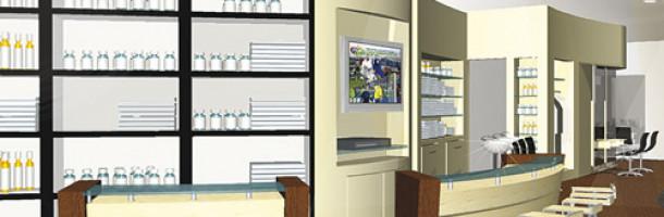 Nachhaltiger Ladenbau und Shopdesign