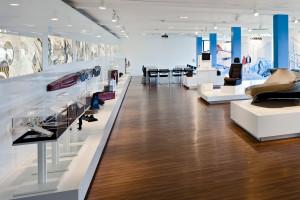 Showroom - Raum für Ausstellung und Event